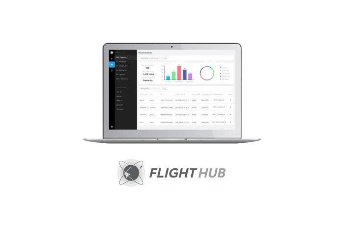 DJI FlightHub Advanced 1 Miesiąc