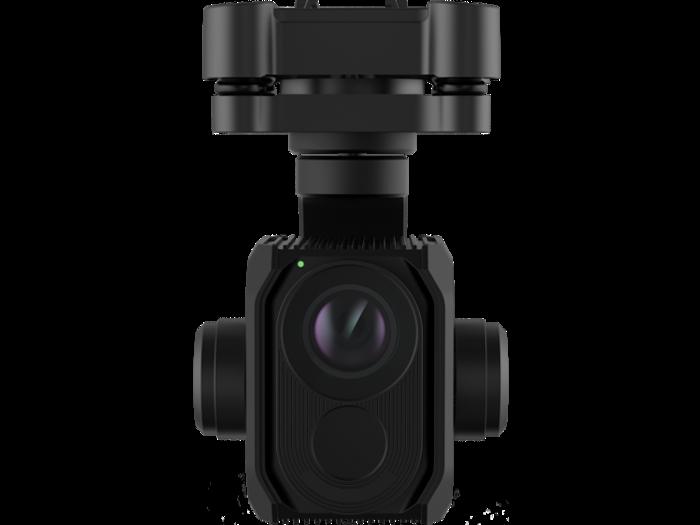 E10T kamera termowizyjna 320 x 256 16° FOV, 13,8 mm