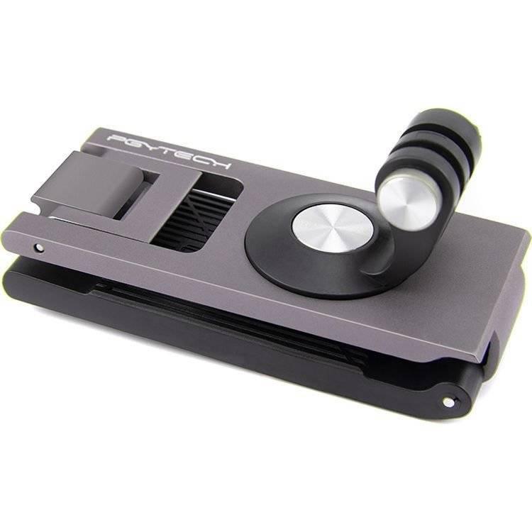 Mocowanie typu STRAP PGYTECH do DJI Osmo Pocket i kamer sportowych