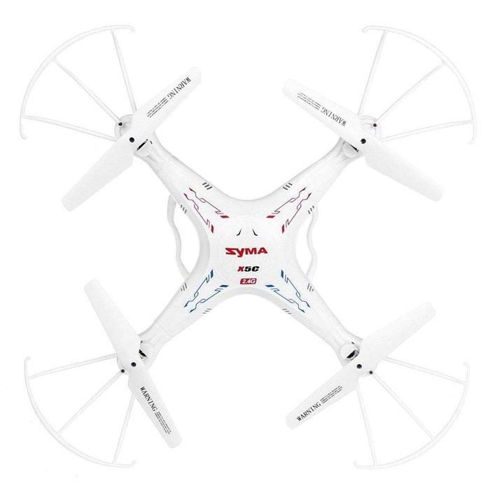 Quadrocopter Syma X5C z kamerą HD